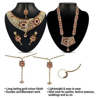 Priyatama Bridal Jewellery Collection by Vellani
