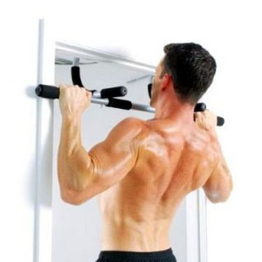 Protoner Iron Gym Pull-Ups & Chin-Ups Workout Bar