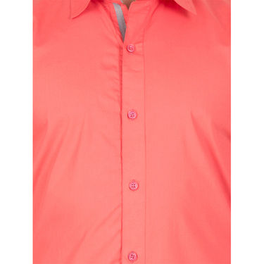 Incynk Plain Cotton Shirt_qss10p - Pink