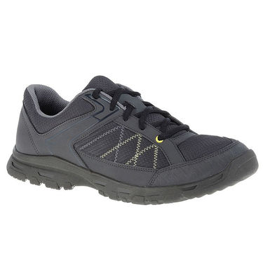 Quechua Hiking Black Shoes - 5.5 UK