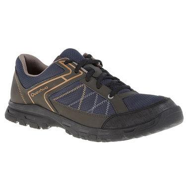 Quechua Hiking Black Shoes - 6.5 UK
