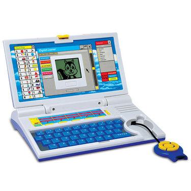 Combo of Qunxing 20 Activity English Learner Laptop + Musical Xylophone