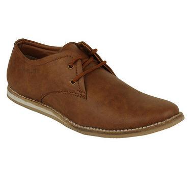 Randier Mesh Casual Shoes R061 -Brown