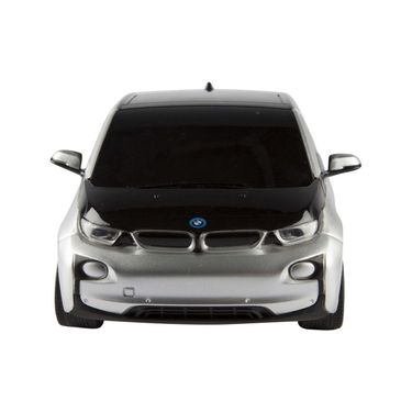 BMW i3 1:24 Remote Control Toy Car Model - Grey