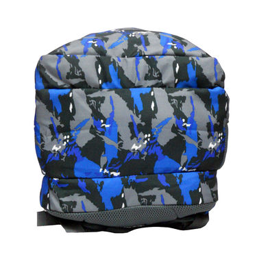 Donex Polyster Backpack RSC00697 -Multicolor