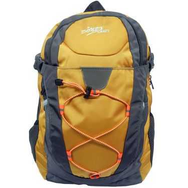 Donex Backpack RSC20 -Yellow & Grey