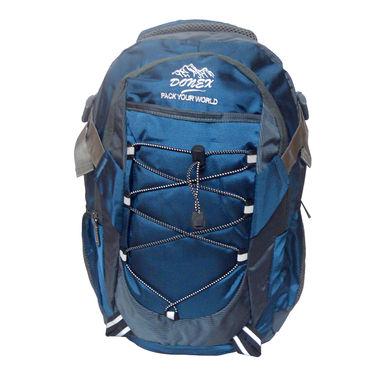 Donex Blue Laptop Backpack -RSC00807