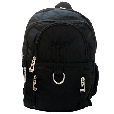 Donex Black Backpack -RSC00833
