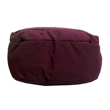 Donex Polyster Soft Shoulder bag Maroon_RSC00899