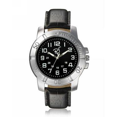 Combo of Rico Sordi Analog Wrist Watch + Sunglasses + Wallet_RSD43_WSGW