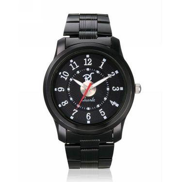 Combo of Rico Sordi Analog Wrist Watch + Sunglasses + Wallet_RSD49_WSGW