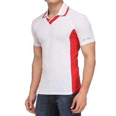 Pack of 3 Rico Sordi Half Sleeves Plain Tshirts_RSD731