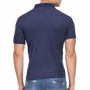 Pack of 3 Rico Sordi Half Sleeves Plain Tshirts_RSD759