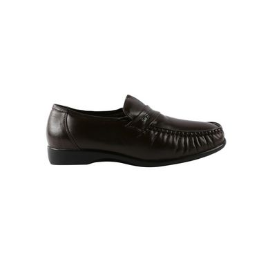 Bacca bucci Genuine Leather Formal Shoes RY-019 - Brown