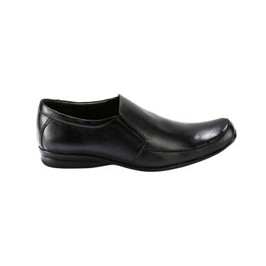Bacca bucci Genuine Leather Formal Shoes RY-024 - Black