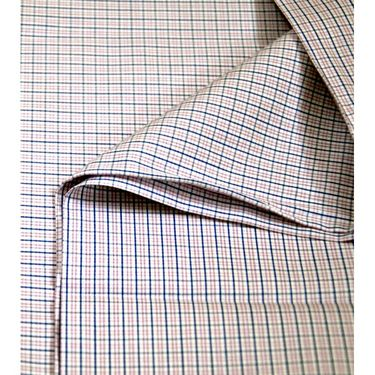 Raymond Cotton Shirt Material For Men_RYMD_SHRT_1014_LS_08 - Black & Purple