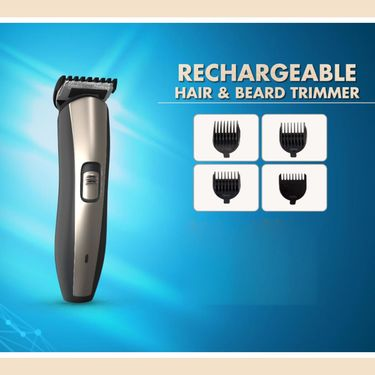 Rechargeable Hair & Beard Trimmer
