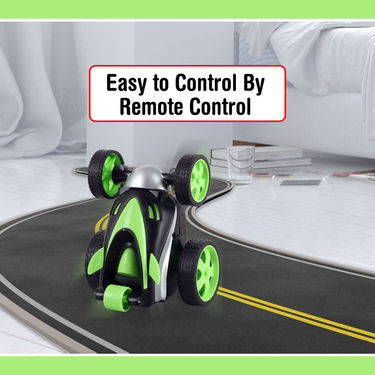 Remote Control Stunt Car Toy