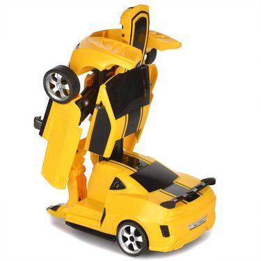 2in1 Remote Control Robot cum RC Car