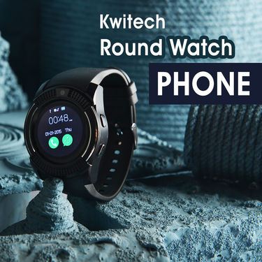 Round Watch Phone