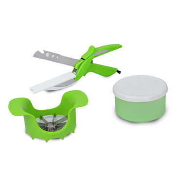 Royal Chef Apple Cutter with Storage Box + Smart Knife