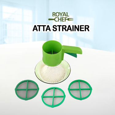 Royal Chef Atta Strainer