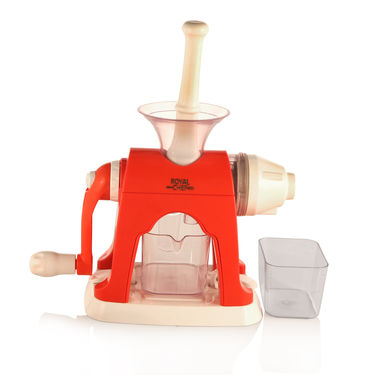Royal Chef Jumbo Juicer + Free Multi Cutter with Peeler NT6