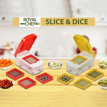 Royal Chef Slice & Dice