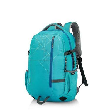 Skybags Blue Laptop Backpack_Teckie 01 Blue