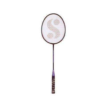 Silver's (Size-G4) Badminton Racket Strung - Multicolor