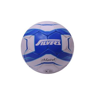 Silver's (Size - 5) Marvel Football - Multicolor