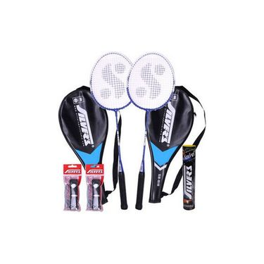 Silver's Pack of 1 Badminton Combo - SIL-SB-818