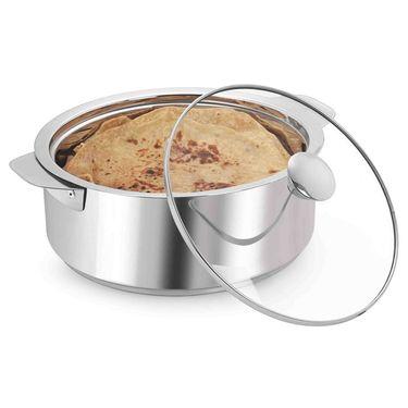 NanoNine Insulated Chapati Casserole 2350ml SS087