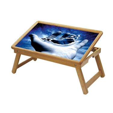 Shopper52 Foldable Wooden Study Table For Kids-STUDY001