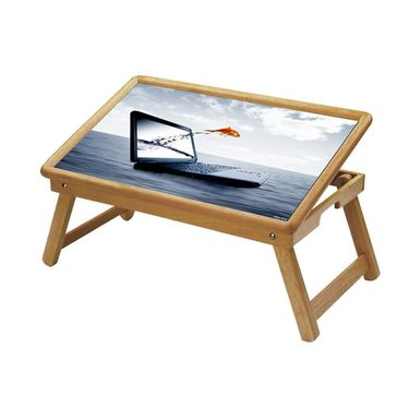 Shopper52 Foldable Wooden Study Table For Kids-STUDY020