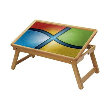 Shopper52 Foldable Wooden Study Table For Kids-STUDY069