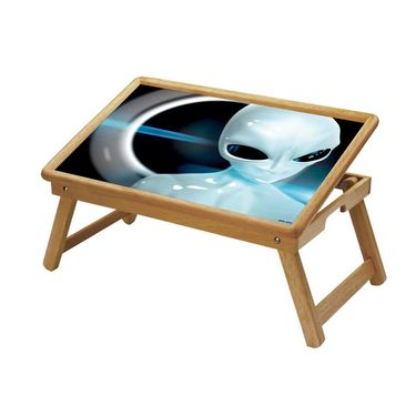 Shopper52 Foldable Wooden Study Table For Kids-STUDY073