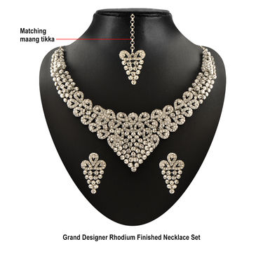 Saloni 6 Austrian Diamond Jewellery Collection by Vellani