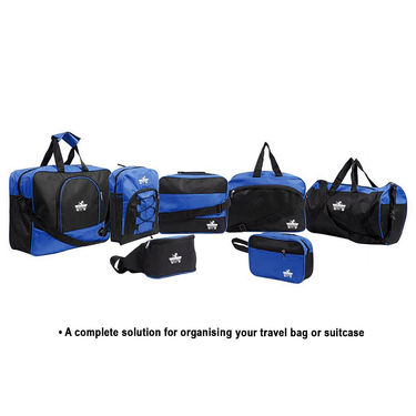 Scottish Club 7 Pcs Complete Travel Solution NT4