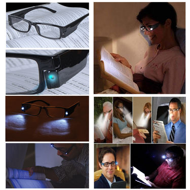 Scottish Club Day-Night & LED Reading Glasses Combo