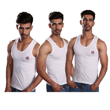 Pack of 12 Vest and Brief for Men