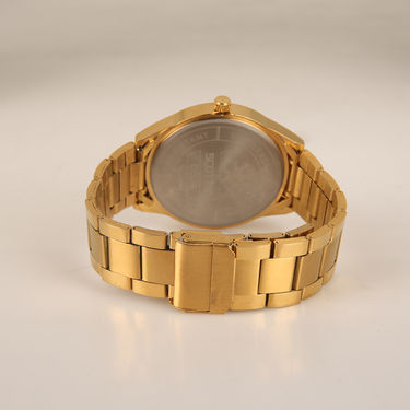 Scottish Club Premium Gold Couple Watch