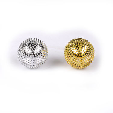 Set of 2 Acupressure Magnetic Balls