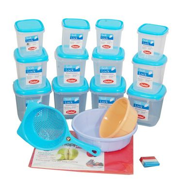 Set of 22 Pcs Chetan Multipurpose Kitchen Container