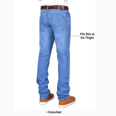 American Indigo Vintage Blue Fashion Denims - Pack of 3