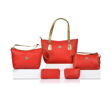 Set of 5 Ladies Handbags