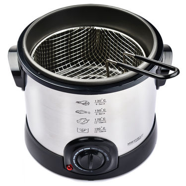 Sheffield 1.5 Ltr Deep Fryer + Free 6-in-1 Slicer