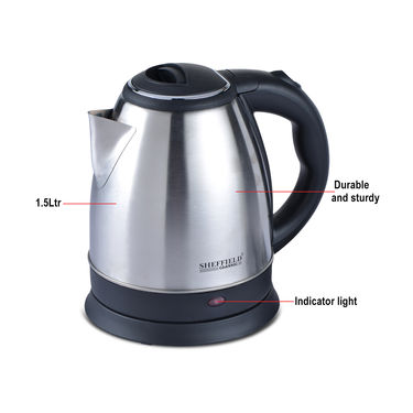 Sheffield Multipurpose Electric Kettle