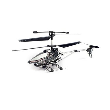 Silverlit Sky Eye (3 Ch + Gyro) Camera Helicopter with Video Display Remote - Blue