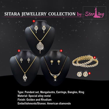 Sitara Jewellery Collection by Sterling